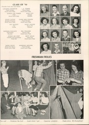 Abilene High School - Flashlight Yearbook (Abilene, TX) online yearbook collection, 1947 Edition, Page 105