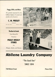 Abilene High School - Flashlight Yearbook (Abilene, TX) online yearbook collection, 1947 Edition, Page 222