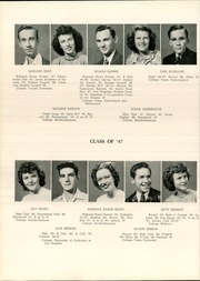 Abilene High School - Flashlight Yearbook (Abilene, TX) online yearbook collection, 1947 Edition, Page 32