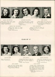 Abilene High School - Flashlight Yearbook (Abilene, TX) online yearbook collection, 1947 Edition, Page 33