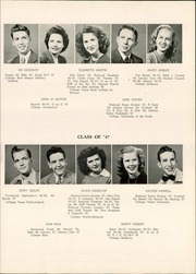 Abilene High School - Flashlight Yearbook (Abilene, TX) online yearbook collection, 1947 Edition, Page 41