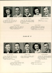 Abilene High School - Flashlight Yearbook (Abilene, TX) online yearbook collection, 1947 Edition, Page 42