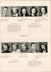 Abilene High School - Flashlight Yearbook (Abilene, TX) online yearbook collection, 1947 Edition, Page 47