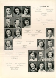 Abilene High School - Flashlight Yearbook (Abilene, TX) online yearbook collection, 1947 Edition, Page 86