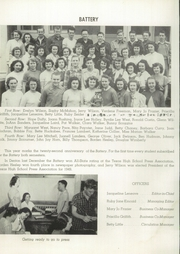 Abilene High School - Flashlight Yearbook (Abilene, TX) online yearbook collection, 1949 Edition, Page 122