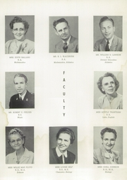 Abilene High School - Flashlight Yearbook (Abilene, TX) online yearbook collection, 1949 Edition, Page 21