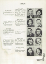 Abilene High School - Flashlight Yearbook (Abilene, TX) online yearbook collection, 1949 Edition, Page 33