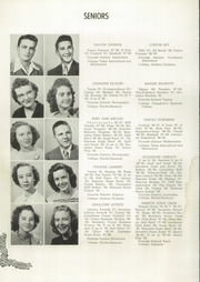 Abilene High School - Flashlight Yearbook (Abilene, TX) online yearbook collection, 1949 Edition, Page 36