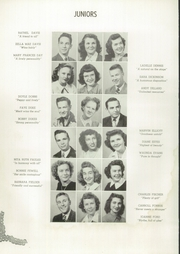 Abilene High School - Flashlight Yearbook (Abilene, TX) online yearbook collection, 1949 Edition, Page 50
