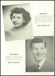 Abilene High School - Flashlight Yearbook (Abilene, TX) online yearbook collection, 1950 Edition, Page 101