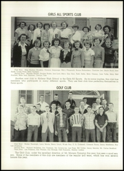 Abilene High School - Flashlight Yearbook (Abilene, TX) online yearbook collection, 1950 Edition, Page 154