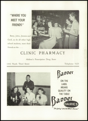 Abilene High School - Flashlight Yearbook (Abilene, TX) online yearbook collection, 1950 Edition, Page 213