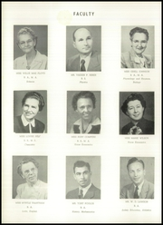Abilene High School - Flashlight Yearbook (Abilene, TX) online yearbook collection, 1950 Edition, Page 22