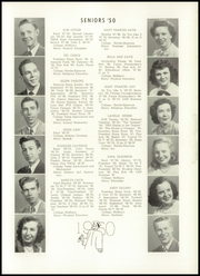 Abilene High School - Flashlight Yearbook (Abilene, TX) online yearbook collection, 1950 Edition, Page 37