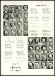 Abilene High School - Flashlight Yearbook (Abilene, TX) online yearbook collection, 1950 Edition, Page 86