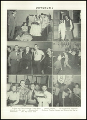 Abilene High School - Flashlight Yearbook (Abilene, TX) online yearbook collection, 1950 Edition, Page 92