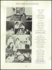 Abilene High School - Flashlight Yearbook (Abilene, TX) online yearbook collection, 1951 Edition, Page 146