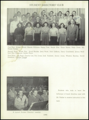 Abilene High School - Flashlight Yearbook (Abilene, TX) online yearbook collection, 1951 Edition, Page 158