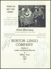 Abilene High School - Flashlight Yearbook (Abilene, TX) online yearbook collection, 1951 Edition, Page 209