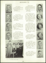 Abilene High School - Flashlight Yearbook (Abilene, TX) online yearbook collection, 1951 Edition, Page 36