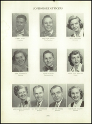 Abilene High School - Flashlight Yearbook (Abilene, TX) online yearbook collection, 1951 Edition, Page 82