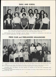 Abilene High School - Flashlight Yearbook (Abilene, TX) online yearbook collection, 1952 Edition, Page 161