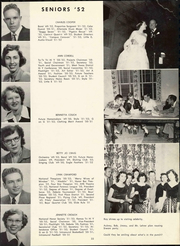 Abilene High School - Flashlight Yearbook (Abilene, TX) online yearbook collection, 1952 Edition, Page 37