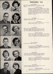 Abilene High School - Flashlight Yearbook (Abilene, TX) online yearbook collection, 1952 Edition, Page 54