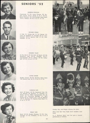 Abilene High School - Flashlight Yearbook (Abilene, TX) online yearbook collection, 1952 Edition, Page 57