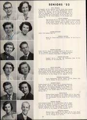 Abilene High School - Flashlight Yearbook (Abilene, TX) online yearbook collection, 1952 Edition, Page 60