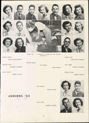 Abilene High School - Flashlight Yearbook (Abilene, TX) online yearbook collection, 1952 Edition, Page 67