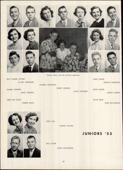 Abilene High School - Flashlight Yearbook (Abilene, TX) online yearbook collection, 1952 Edition, Page 68