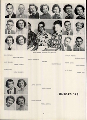 Abilene High School - Flashlight Yearbook (Abilene, TX) online yearbook collection, 1952 Edition, Page 70