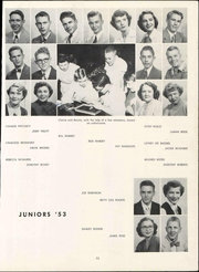 Abilene High School - Flashlight Yearbook (Abilene, TX) online yearbook collection, 1952 Edition, Page 77