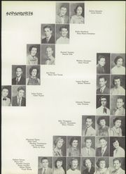 Abilene High School - Flashlight Yearbook (Abilene, TX) online yearbook collection, 1953 Edition, Page 125