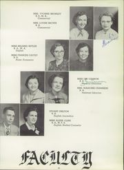 Abilene High School - Flashlight Yearbook (Abilene, TX) online yearbook collection, 1953 Edition, Page 19