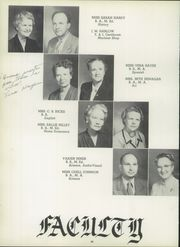 Abilene High School - Flashlight Yearbook (Abilene, TX) online yearbook collection, 1953 Edition, Page 22