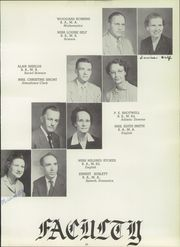 Abilene High School - Flashlight Yearbook (Abilene, TX) online yearbook collection, 1953 Edition, Page 25