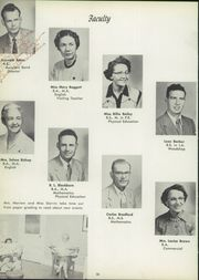 Abilene High School - Flashlight Yearbook (Abilene, TX) online yearbook collection, 1954 Edition, Page 22