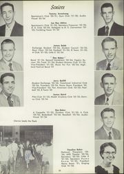 Abilene High School - Flashlight Yearbook (Abilene, TX) online yearbook collection, 1954 Edition, Page 33