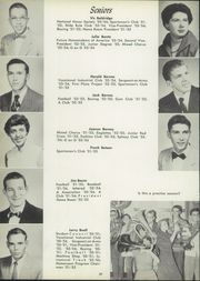 Abilene High School - Flashlight Yearbook (Abilene, TX) online yearbook collection, 1954 Edition, Page 34
