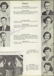 Abilene High School - Flashlight Yearbook (Abilene, TX) online yearbook collection, 1954 Edition, Page 37