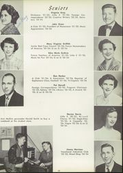 Abilene High School - Flashlight Yearbook (Abilene, TX) online yearbook collection, 1954 Edition, Page 47
