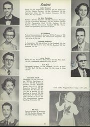 Abilene High School - Flashlight Yearbook (Abilene, TX) online yearbook collection, 1954 Edition, Page 50