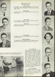 Abilene High School - Flashlight Yearbook (Abilene, TX) online yearbook collection, 1954 Edition, Page 55