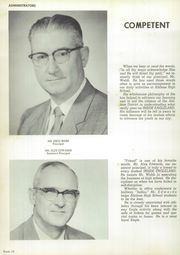 Page 16, 1960 Edition, Abilene High School - Flashlight Yearbook (Abilene, TX) online yearbook collection