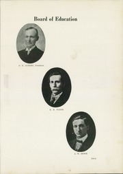 Page 7, 1915 Edition, Abilene High School - Orange and Brown Yearbook (Abilene, KS) online yearbook collection