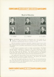 Page 16, 1924 Edition, Abilene High School - Orange and Brown Yearbook (Abilene, KS) online yearbook collection