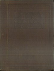Abilene High School - Orange and Brown Yearbook (Abilene, KS) online yearbook collection, 1928 Edition, Cover