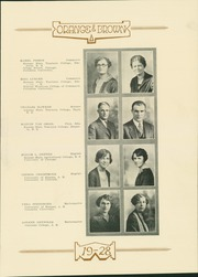 Page 17, 1928 Edition, Abilene High School - Orange and Brown Yearbook (Abilene, KS) online yearbook collection